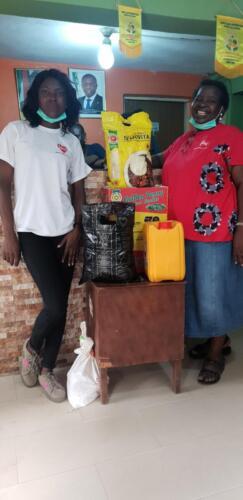Children's Day Visit to Tunji Adebayo Foundation Orphanage