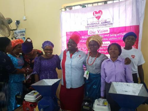 Widows Empowerment 2019